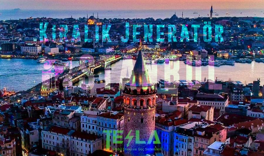 Kiralık Jeneratör İstanbul